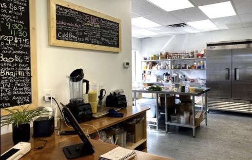 Nourish Eatery + Juice Bar | Sechelt, BC