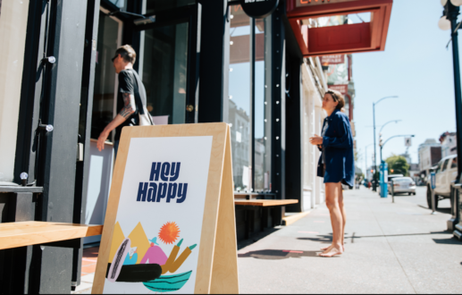 Hey Happy Coffee | Victoria, BC