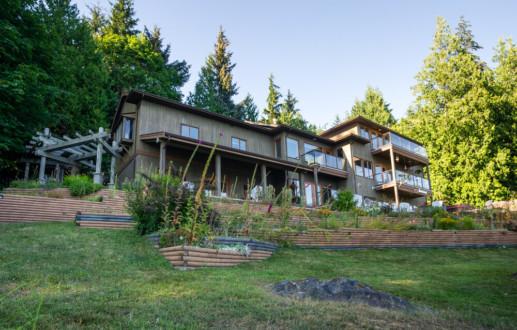Cedar Coast Retreat | Shirley, BC