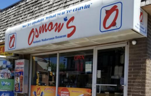 Osmows Shawarma | Calgary, AB